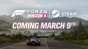 Microsoft, Steam에서 'Forza Horizon 4'출시